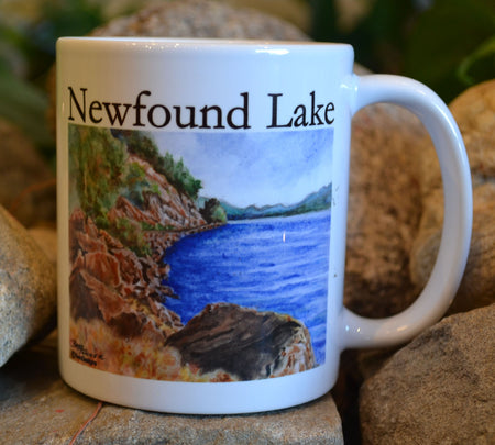 West Shore Newfound Lake Mug