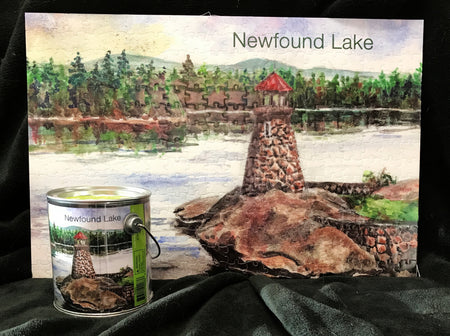 Newfound Lake Lighthouse Puzzle