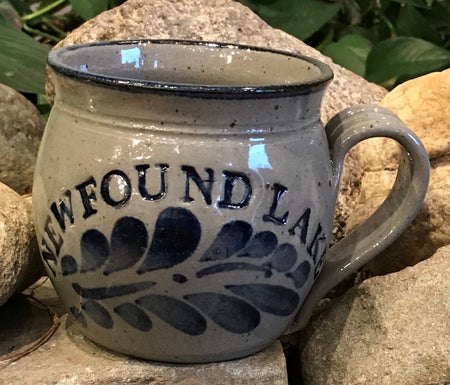 Westerwald Pottery Newfound Lake StonewareCofee  Mug