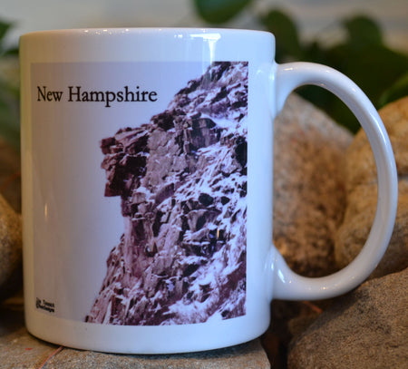 The Old Man in The Mountains Mug