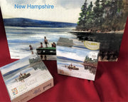 New Hampshire Summer Raft Puzzle