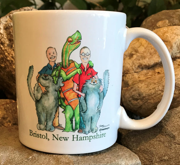 TwinDesigns Logo 11oz Ceramic Mug
