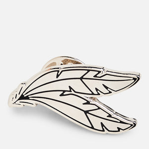 BH&BR FEATHER PIN