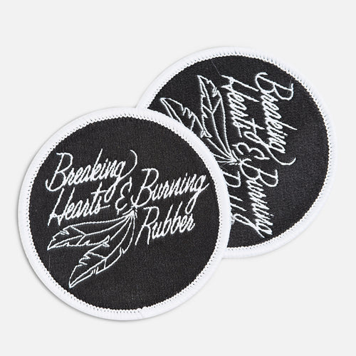 BH&BR LOGO PATCH