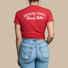 BH&BR Red Shop Logo Tee