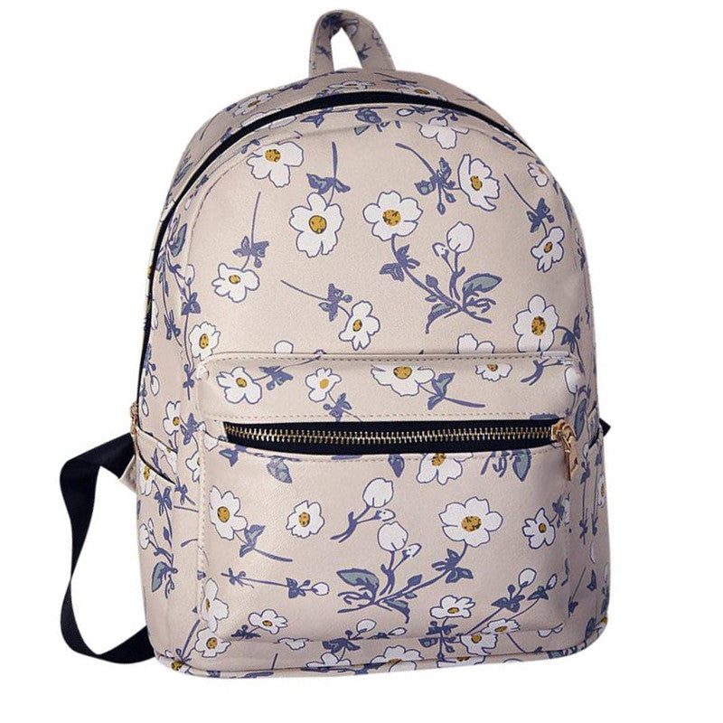 Floral Printed School Bagpack's For Any Occasion