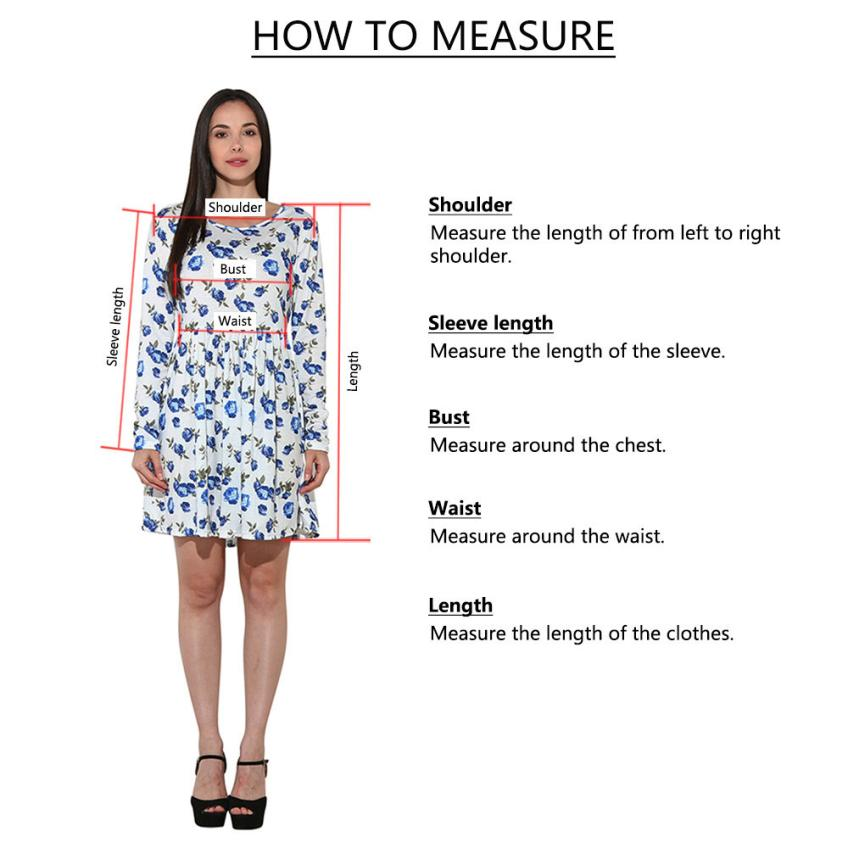 2018 New Arrival  Womens Printed Chiffon O-Neck Ruffles Mini Tight Dress