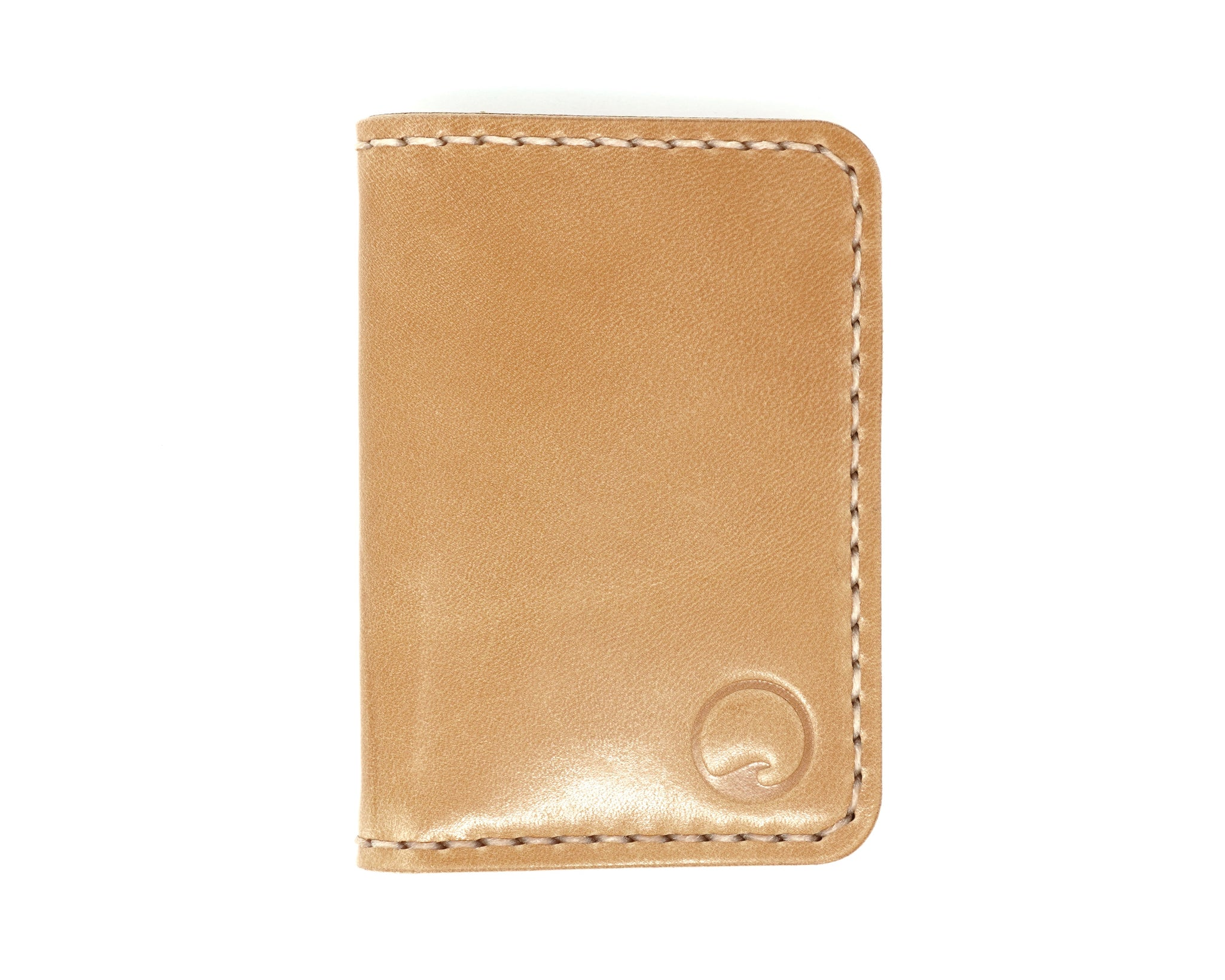 Tan Newport 6 Pocket Bifold