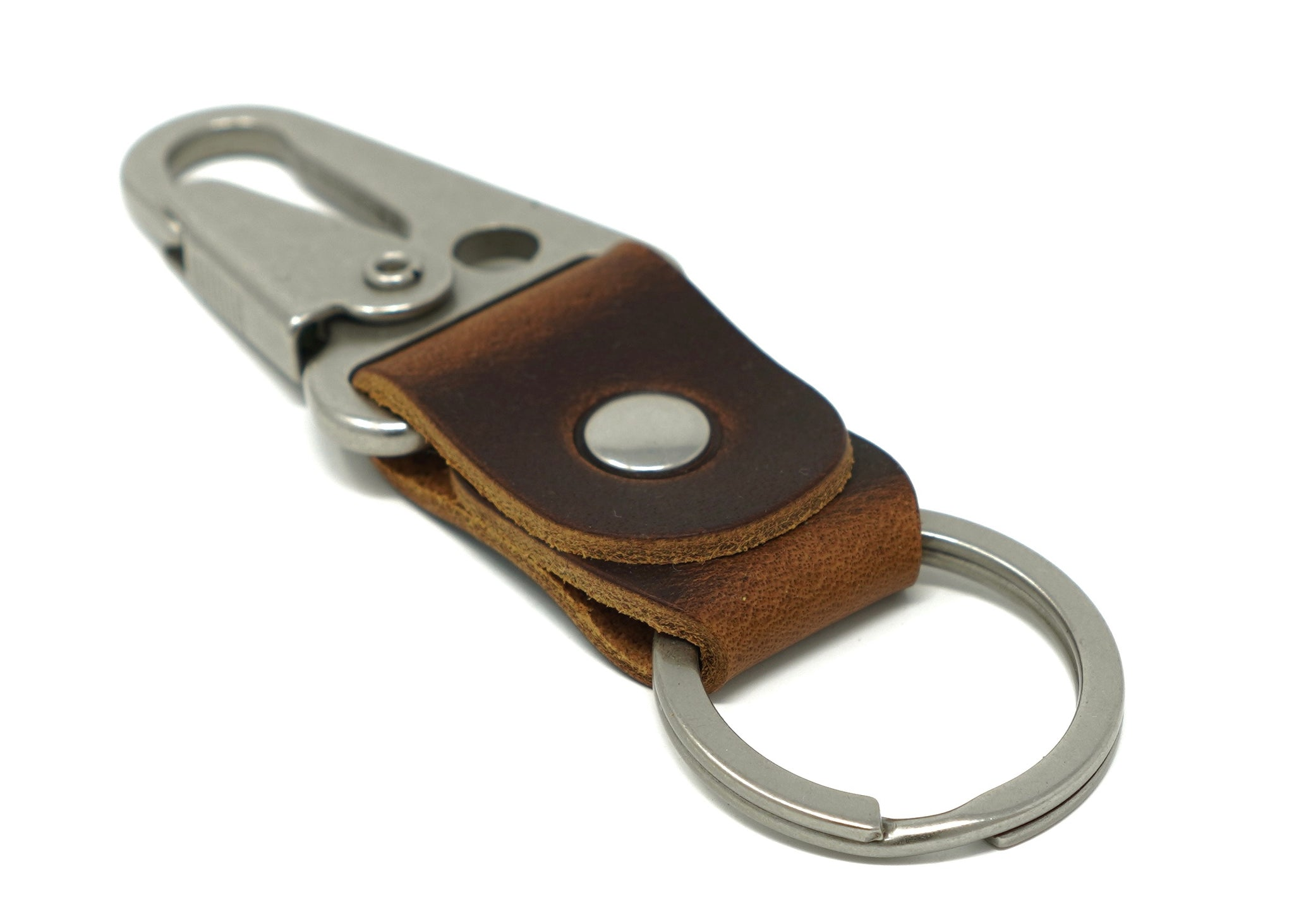 Brown Key Clip