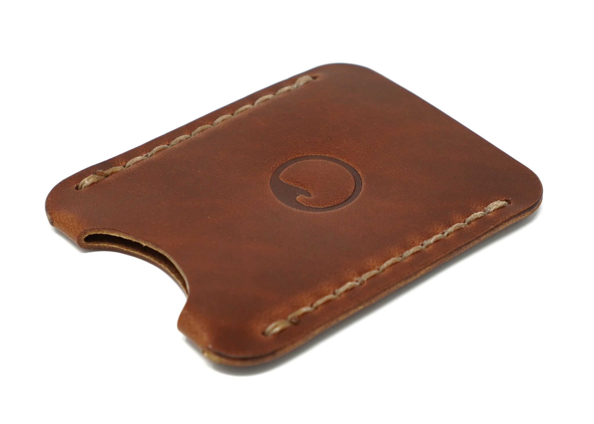Brown Krill Card Sleeve
