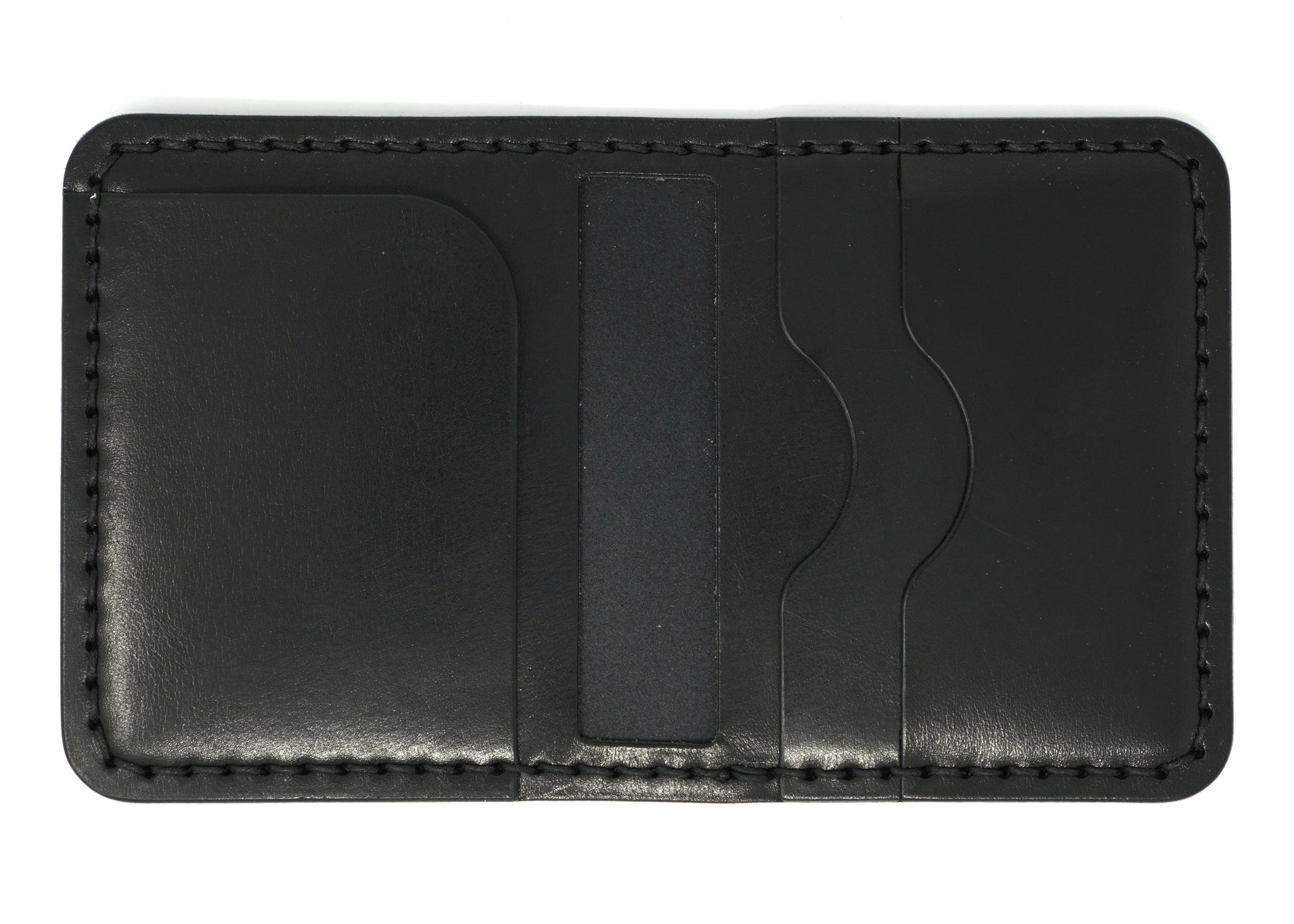 Black Anemone 5 Pocket Bifold