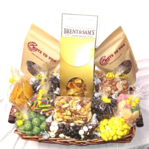Delight Anyone with Our Best Snack Gift Baskets!