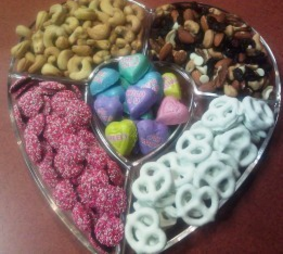 Nuts to You Has Valentine's Day Mixed Gift Trays!