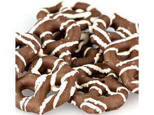 Sugar Free Chocolate Pretzels (No Sugar Added)