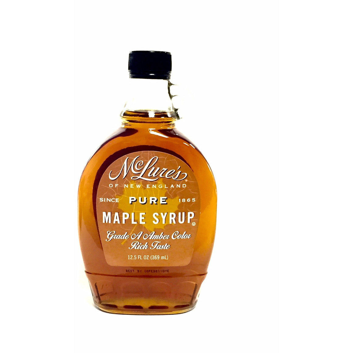 McLure's Pure Maple Syrup 12.50 fl oz.