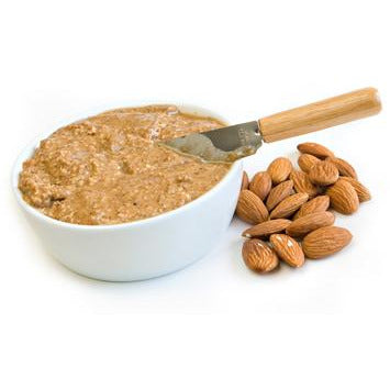 Homemade Almond Butter (all natural)