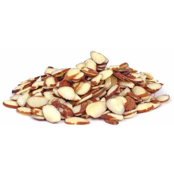 Natural Sliced Almonds (Bulk)