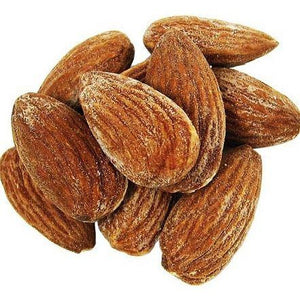 Roasted & Salted Almonds with Skin