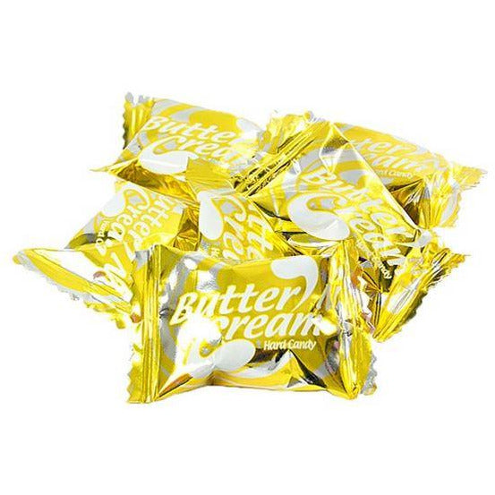 Butter Toffee Hard Candy