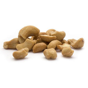 Roasted and Salted Large Cashew Pieces (Bulk)