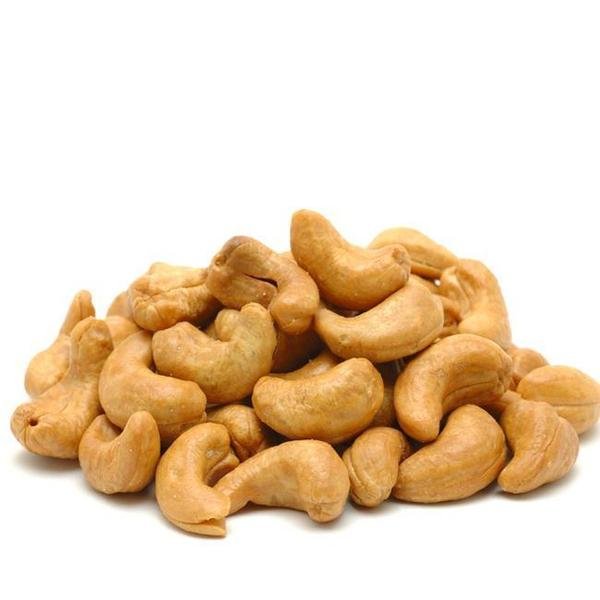 Roasted No Salt Large Whole Cashews
