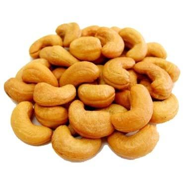 Jumbo Whole Cashews - Roasted & Salted