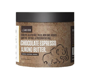 Paleo Chocolate Espresso Almond Butter