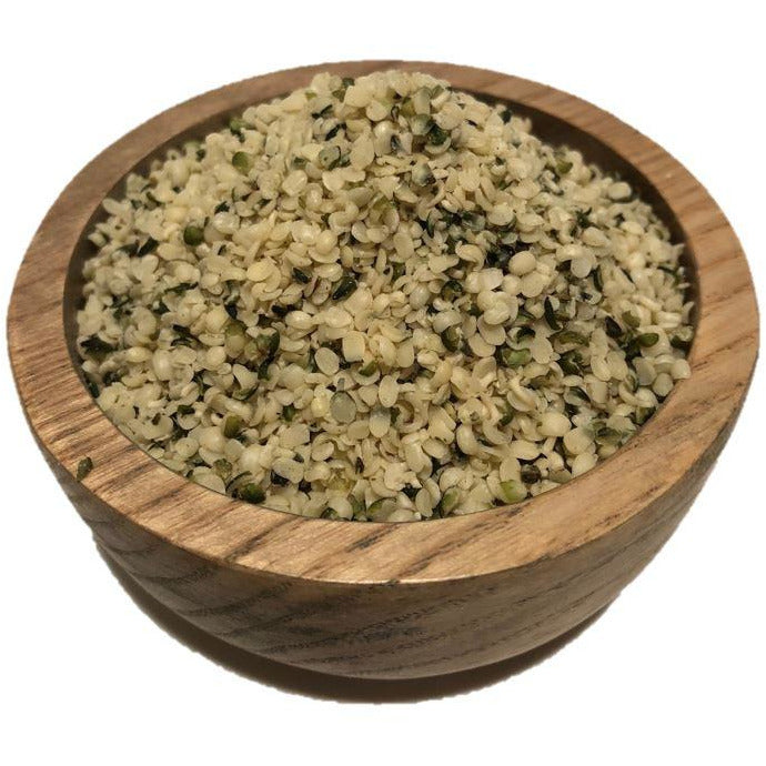 Hemp Seeds Raw Shelled (Hulled)