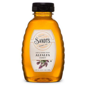 Alfalfa Honey 1 lb.