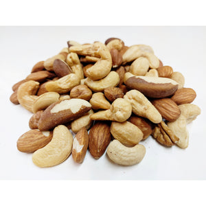 Mixed Nuts Deluxe No Salt