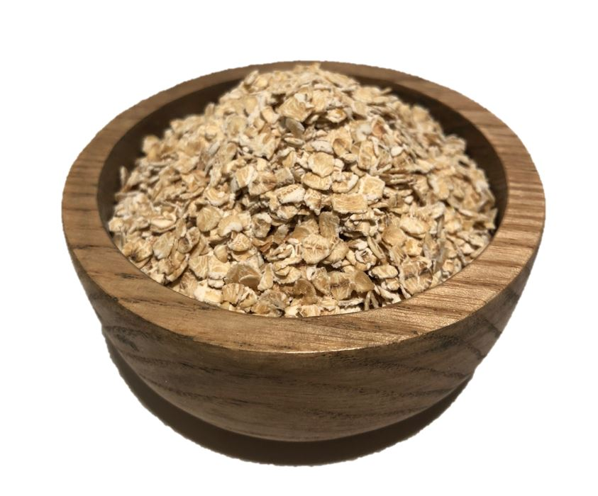 Gluten Free Rolled Oats 50 lb. case (bulk) - Nuts To You