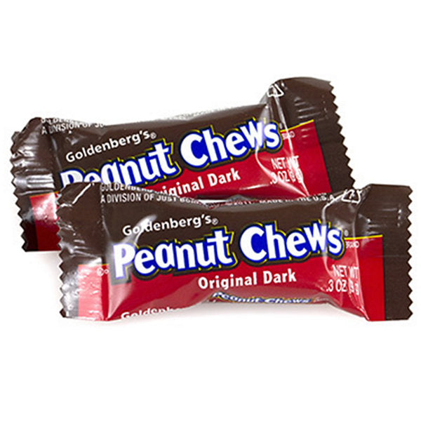 Goldenberg's Dark Chocolate Peanut Chews
