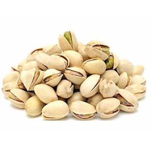 In Shell Roasted Unsalted Pistachios