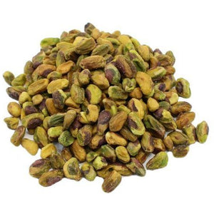 Shelled (No Shell) Roasted No Salt Pistachios (Bulk)