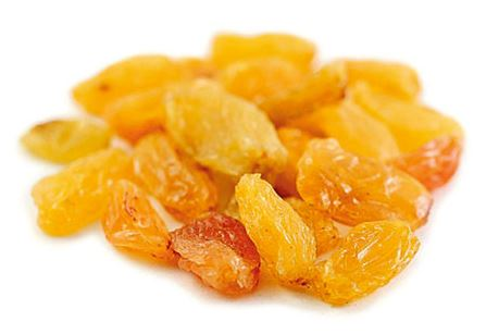 Raisins Golden (Bulk)