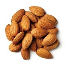 Dry Roasted Almonds (No Salt)