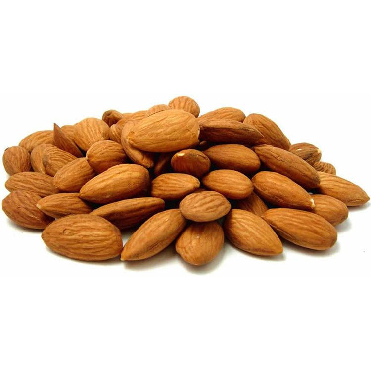 Raw Almonds with Skin