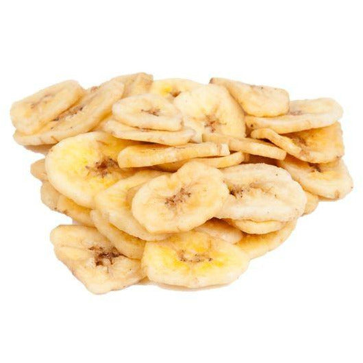 Unsweetened Banana Chips 12oz