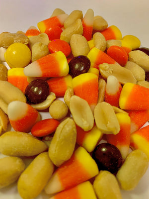 Candy Corn Crunch Mix
