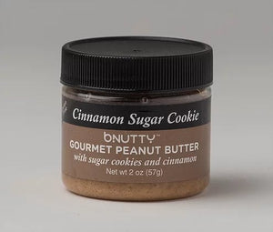 Cinnamon Sugar Cookie Peanut Butter