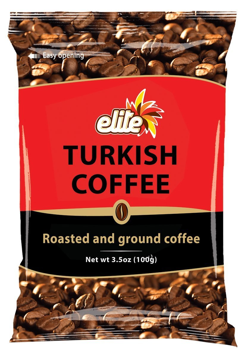 Coffee Turkish Elite 3.5oz.