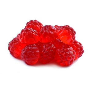 Gummy Raspberries