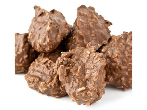 Milk Chocolate Coconut Haystacks
