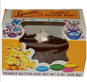 Lerro's Milk Chocolate Peanut Butter Egg