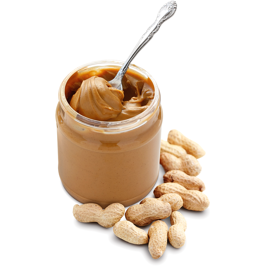 Homemade Peanut Butter (All Natural)