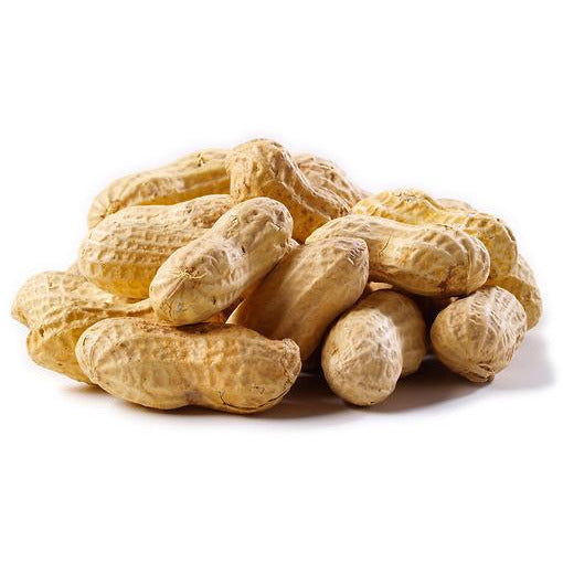 Peanuts In Shell Double Dark Roast