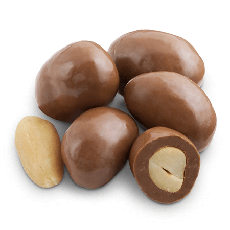 Sugar Free Milk Chocolate Peanuts (No Sugar Added)