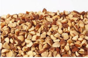 Dry Roasted Diced Almonds (No Salt)