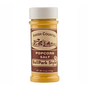 Amish Country BallPark Style Buttery Popcorn Salt