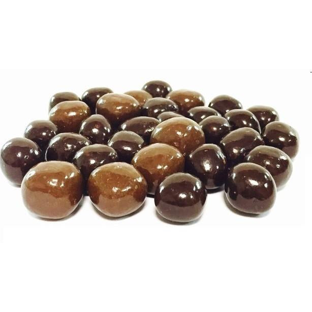 Sea Salt Caramels (Milk And Dark Chocolate)